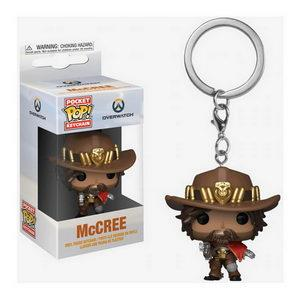 Llavero Funko Pocket Pop! Overwatch McCree