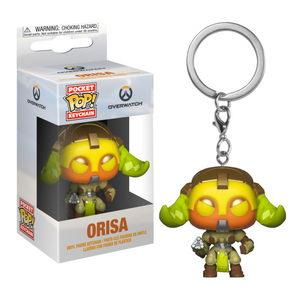 Llavero Funko Pocket Pop! Overwatch Orisa