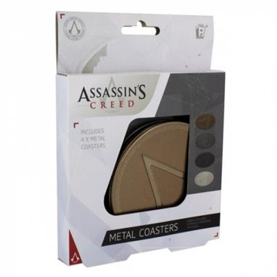 Posavasos Assassin´s Creed Metálicos Coasters