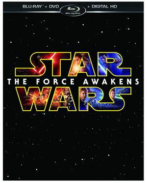 Blu-Ray Star Wars The Force Awakens