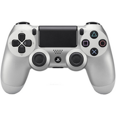Sony Dualshock 4 Controller Silver