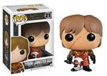 Figura Funko Pop! Game of Thrones : Tyrion Lannister con Armadura