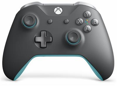 Control Microsoft Xbox Wireless - Gray/Blue