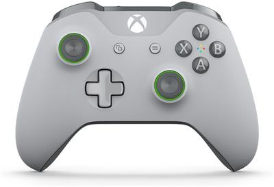 Control Microsoft Xbox Wireless - Grey/Green