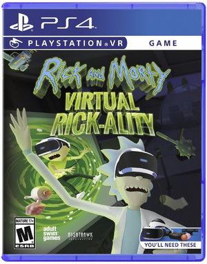 Rick & Morty: Virtual Rick-ality
