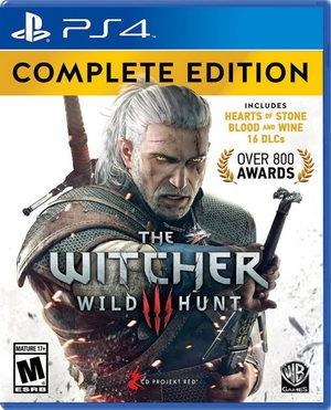 The Witcher 3 : Wild Hunt Complete Edition Ps4